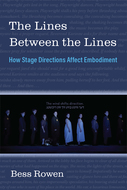 Book cover for 'The Lines Between the Lines'
