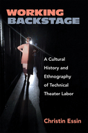 Cover image for 'Working Backstage'