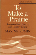 Cover image for 'To Make a Prairie'