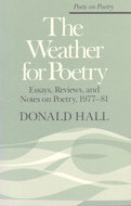 Cover image for 'The Weather for Poetry'