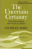 Cover image for 'The Uncertain Certainty'