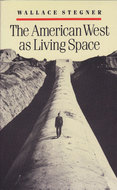 Book cover for 'The American West as Living Space'
