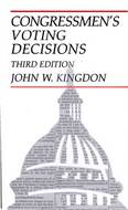 Book cover for 'Congressmen's Voting Decisions'
