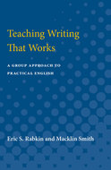 Cover image for 'Teaching Writing That Works'