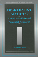 Cover image for 'Disruptive Voices'
