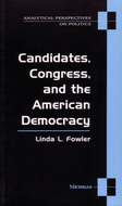 Cover image for 'Candidates, Congress, and the American Democracy'