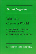 Cover image for 'Words to Create a World'