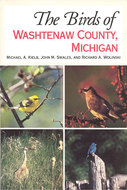 Cover image for 'The Birds of Washtenaw County, Michigan'