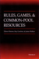Cover image for 'Rules, Games, and Common-Pool Resources'