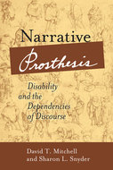 Cover image for 'Narrative Prosthesis'