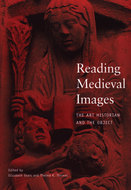 Cover image for 'Reading Medieval Images'