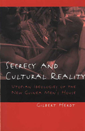 Book cover for 'Secrecy and Cultural Reality'
