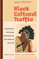 Book cover for 'Black Cultural Traffic'