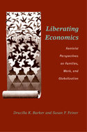 Book cover for 'Liberating Economics'