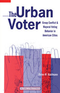 Cover image for 'The Urban Voter'