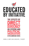 Book cover for 'Educated by Initiative'