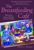 Cover image for 'The Breastfeeding Café'