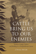 Book cover for 'Cattle Bring Us to Our Enemies'