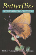 Cover image for 'Butterflies of the Great Lakes Region'