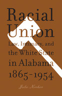 Book cover for 'Racial Union'