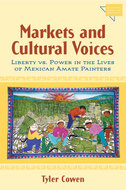 Book cover for 'Markets and Cultural Voices'