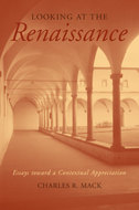 Book cover for 'Looking at the Renaissance'