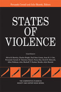 Cover image for 'States of Violence'