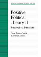 Cover image for 'Positive Political Theory II'
