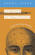 Book cover for 'Curious Attractions'