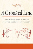 Book cover for 'A Crooked Line'