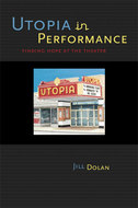 Book cover for 'Utopia in Performance'