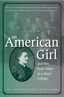 Cover image for 'An American Girl, and Her Four Years in a Boys' College'