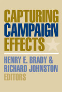 Book cover for 'Capturing Campaign Effects'