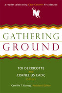 Book cover for 'Gathering Ground'