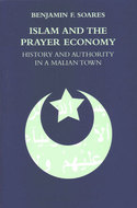 Cover image for 'Islam and the Prayer Economy'