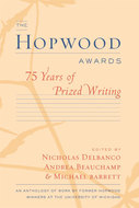 Book cover for 'The Hopwood Awards'
