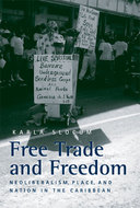 Book cover for 'Free Trade and Freedom'