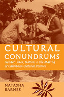Book cover for 'Cultural Conundrums'