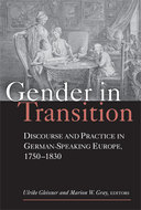 Book cover for 'Gender in Transition'
