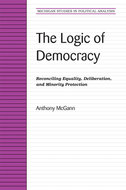 Book cover for 'The Logic of Democracy'