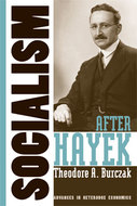 Book cover for 'Socialism after Hayek'