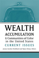 Book cover for 'Wealth Accumulation and Communities of Color in the United States'