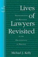 Book cover for 'Lives of Lawyers Revisited'