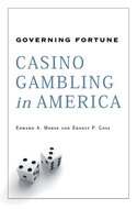 Book cover for 'Governing Fortune'