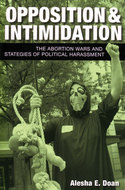 Cover image for 'Opposition and Intimidation'