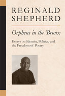 Book cover for 'Orpheus in the Bronx'