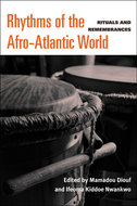 Book cover for 'Rhythms of the Afro-Atlantic World'