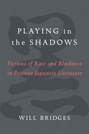 Book cover for 'Playing in the Shadows'