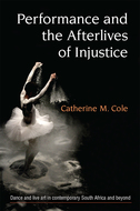 Cover image for 'Performance and the Afterlives of Injustice'