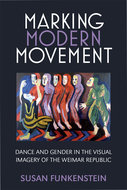 Cover image for 'Marking Modern Movement'